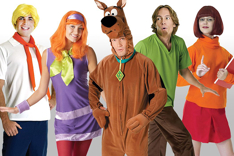 Group costume ideas